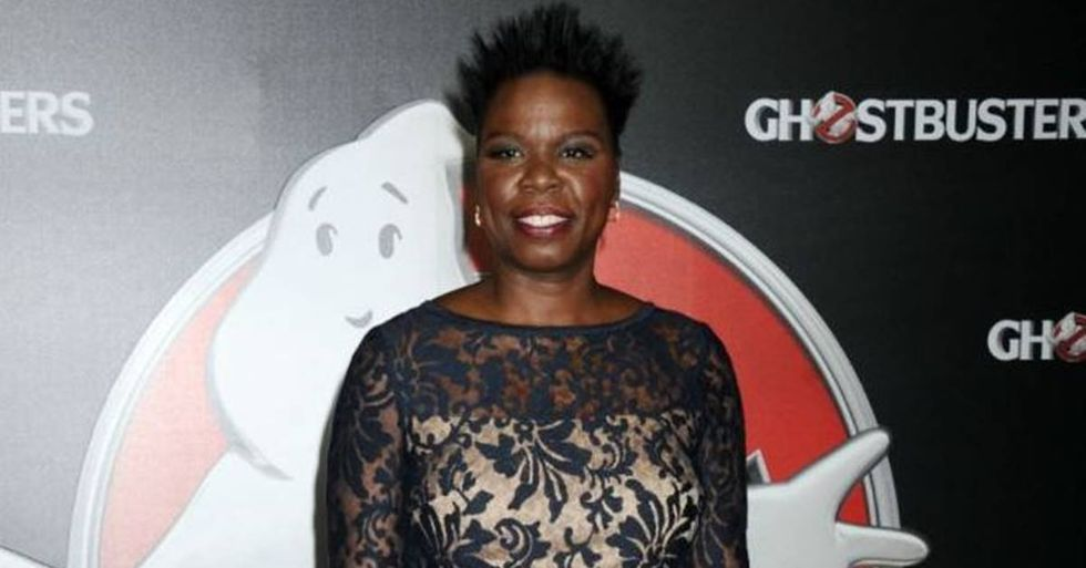 'Ghostbusters' Star Leslie Jones Quits Twitter After Being Harassed By Racists