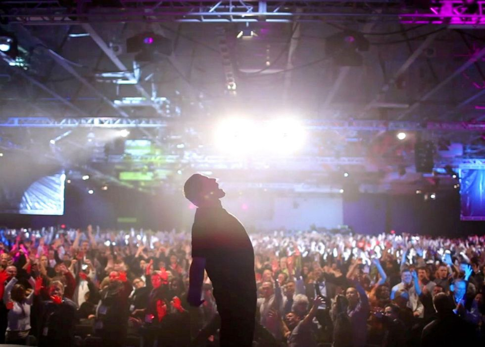 Tony Robbins Probably Won't Be Your Guru