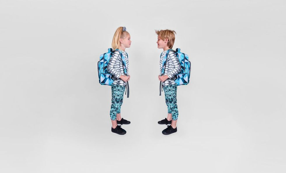 Gender-Neutral Backpacks Aim To Give Kids New Heroes