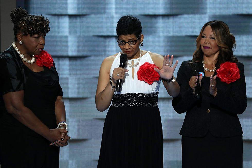 Watch The Mothers Of Trayvon Martin, Sandra Bland And Jordan Davis Usher In Hillary's Nomination