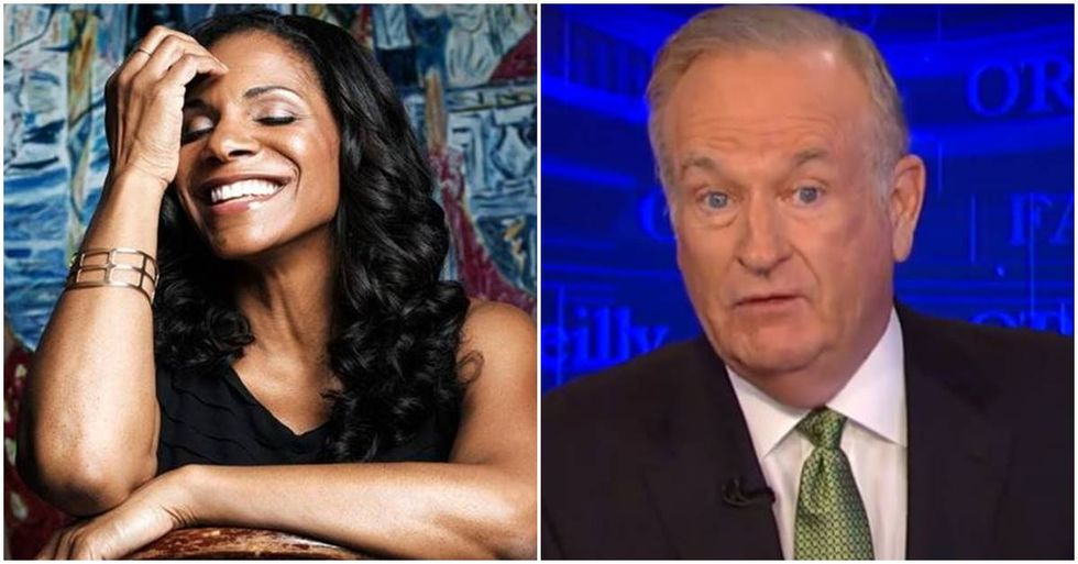 Broadway Legend Audra McDonald Slams Bill O'Reilly For His 'Well Fed' Slaves Comment