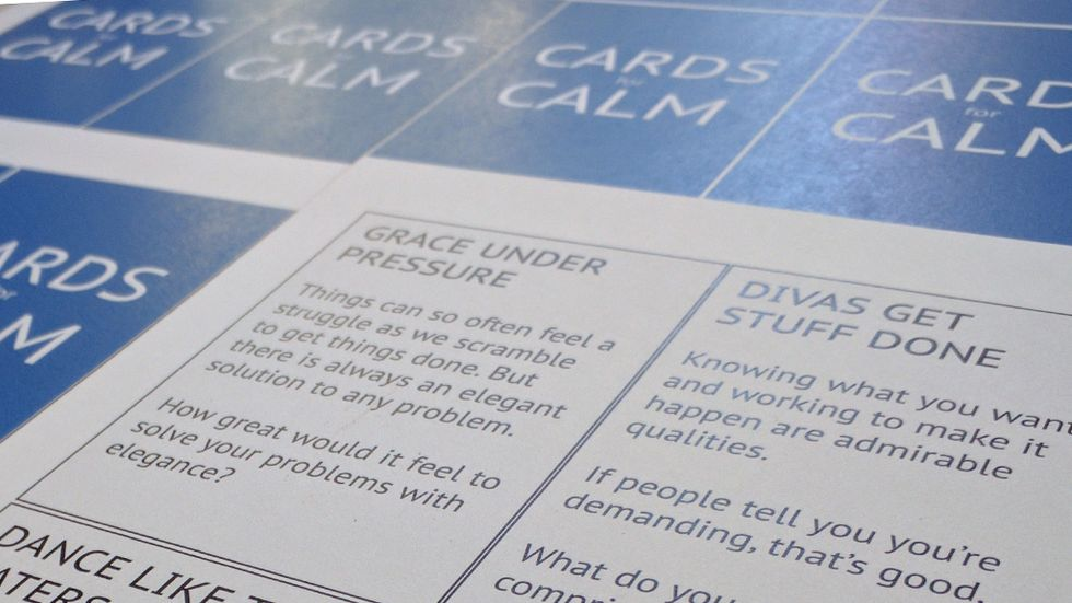 "Find Inner Peace The Fun Way By Playing ""Cards Against Anxiety"""