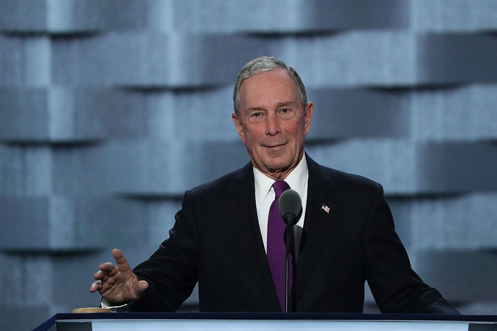Bloomberg Just Found A Way To Convince Everyone's Dad To Vote For Hillary