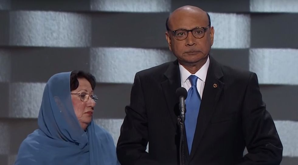 Khizr Khan May Have Made The Best Argument Against Trump Yet