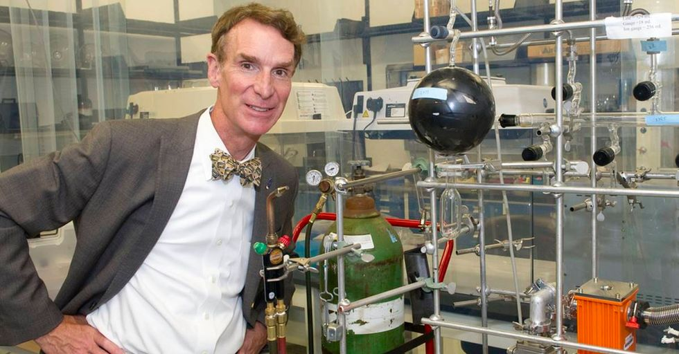 Bill Nye Has Some Advice For Conservatives On Climate Change