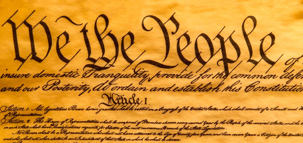 A Pocket Constitution Is Now Rivaling Harry Potter Sales On Amazon, But There's A Catch