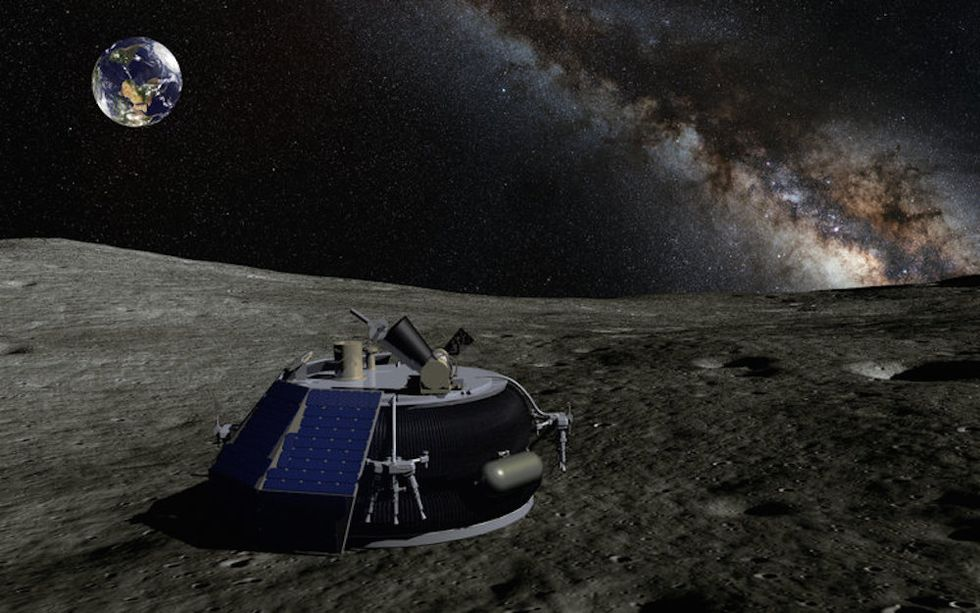 Human Ashes Are Flying To The Moon, Among Other Strange Things