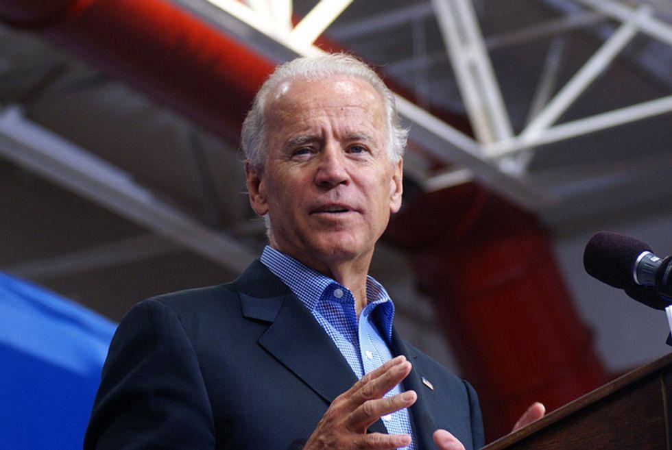 Joe Biden Just Had A Better Week Than Any Of Us