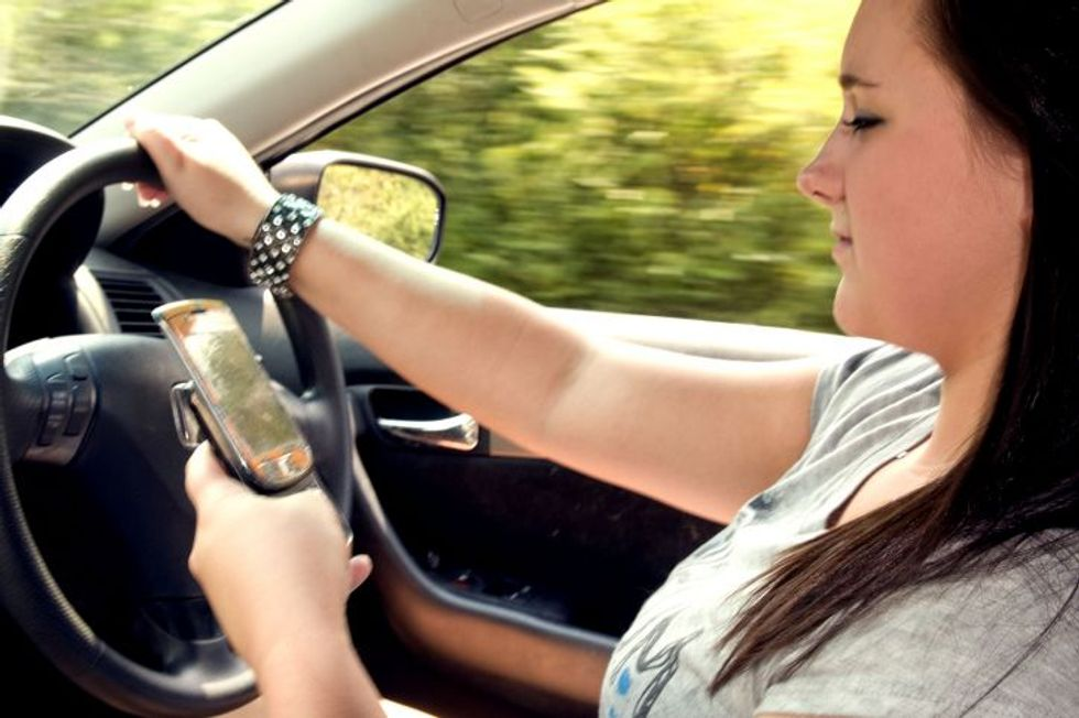 The Surprising Reason You Get Nauseous On Car Trips