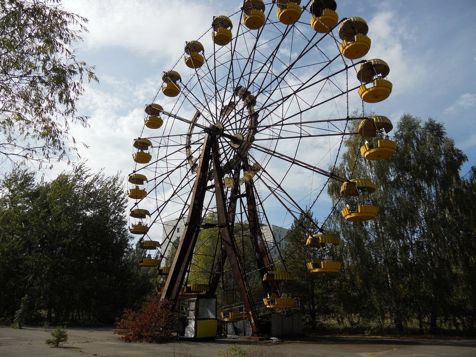 Chernobyl Site To Be Converted Into Solar Farm