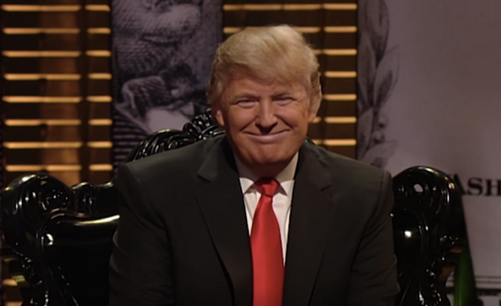 The One Joke Donald Trump Didn't Allow In His Comedy Central Roast