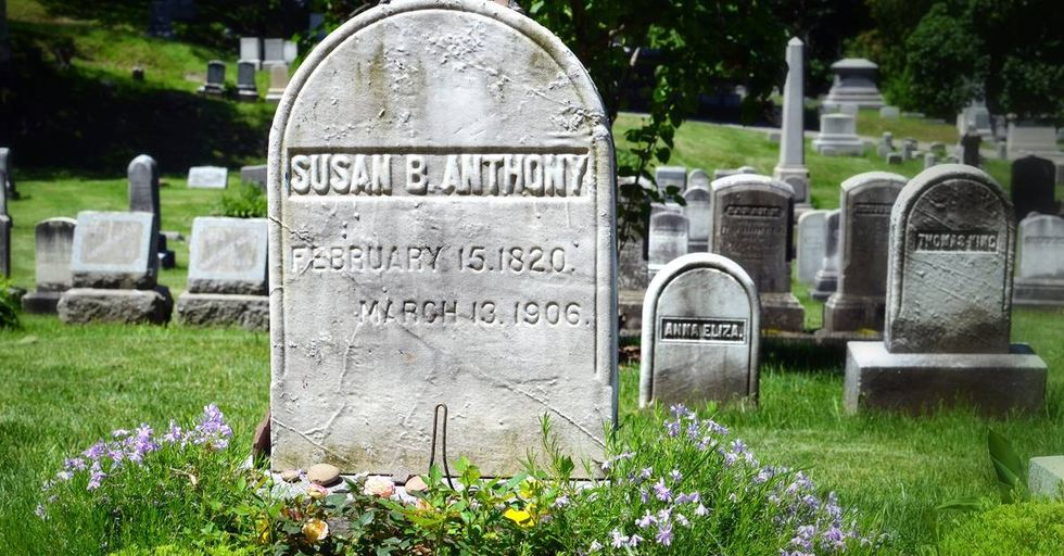Rochester Mayor Pays Tribute To Susan B. Anthony