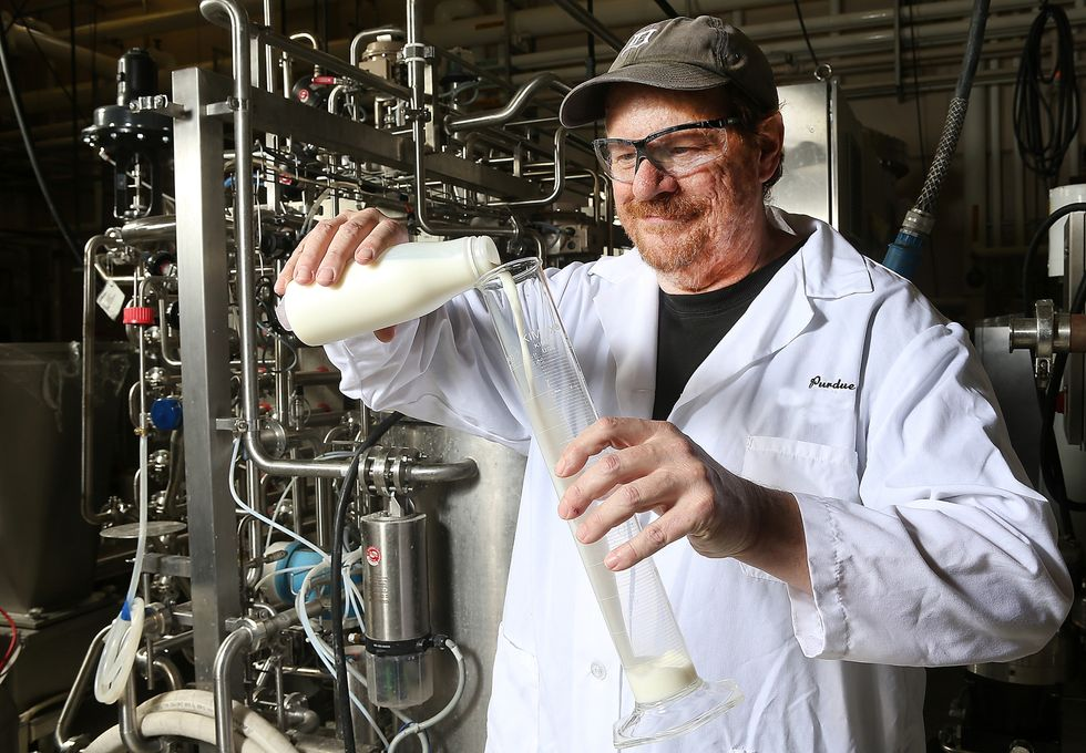Soon, Our Milk Could Last Forever