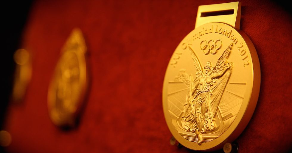 Here's How Much An Olympic Gold Medal Really Costs