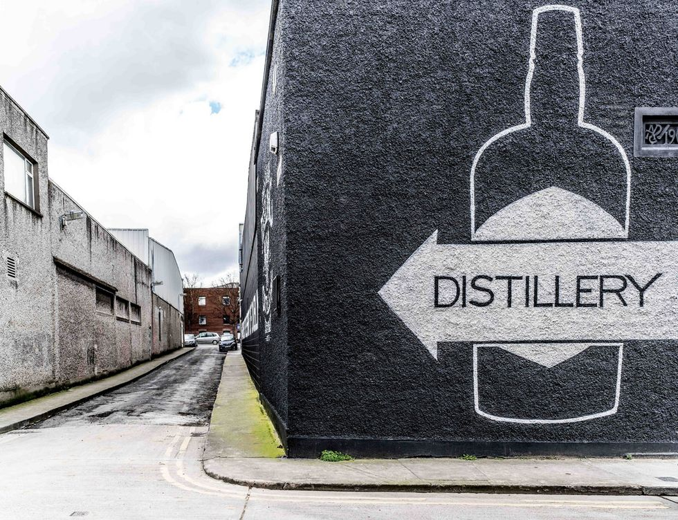 Real Whiskey Is Coming Back To Dublin After 125 Years