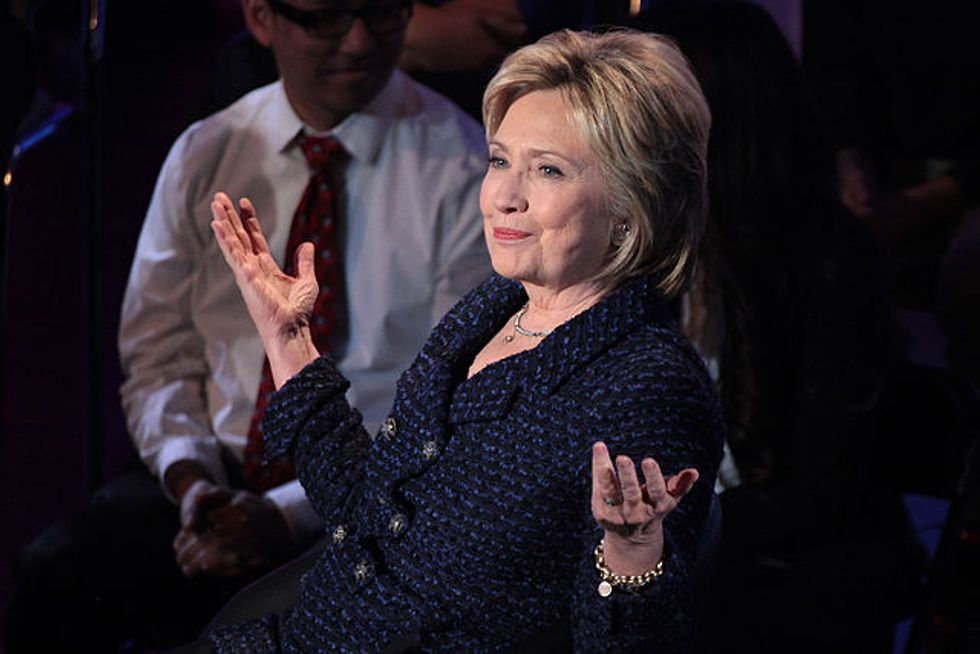 Watching Hillary Clinton Experience 40 Years Of Sexism In 3 Minutes Will Make You Cringe