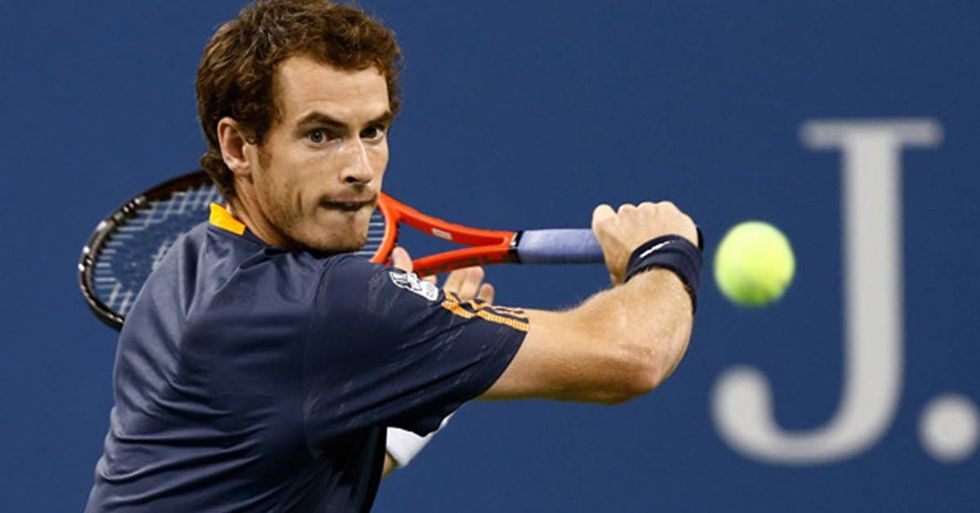 Tennis Star Andy Murray Calls Out Sexist Olympic Reporter