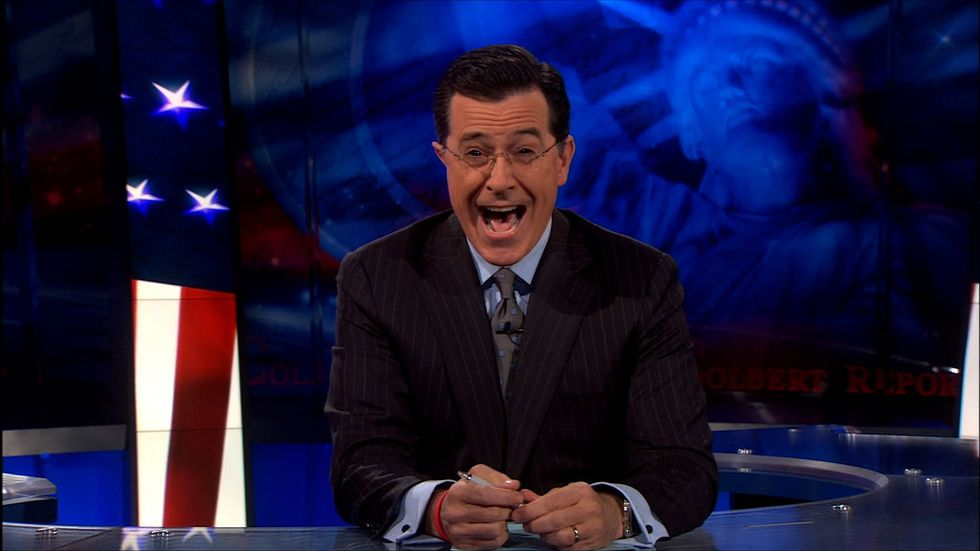Showtime May Be Hiring Stephen Colbert For An Epic Election Night Special