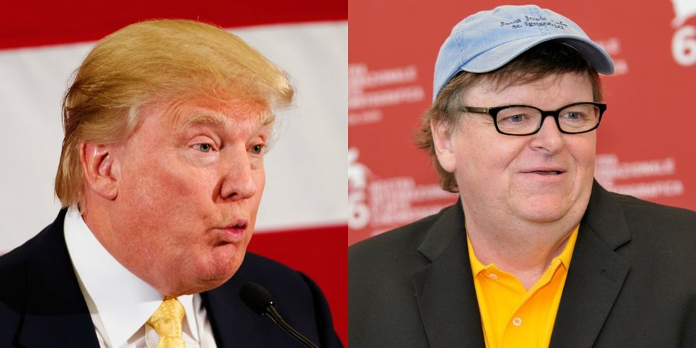 Michael Moore Pleads With Ivanka Trump To Speak With Her Father In Open Letter