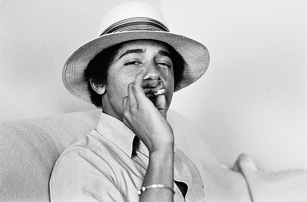 Obama Just Relaxed Federal Regulations On Weed… Sort Of