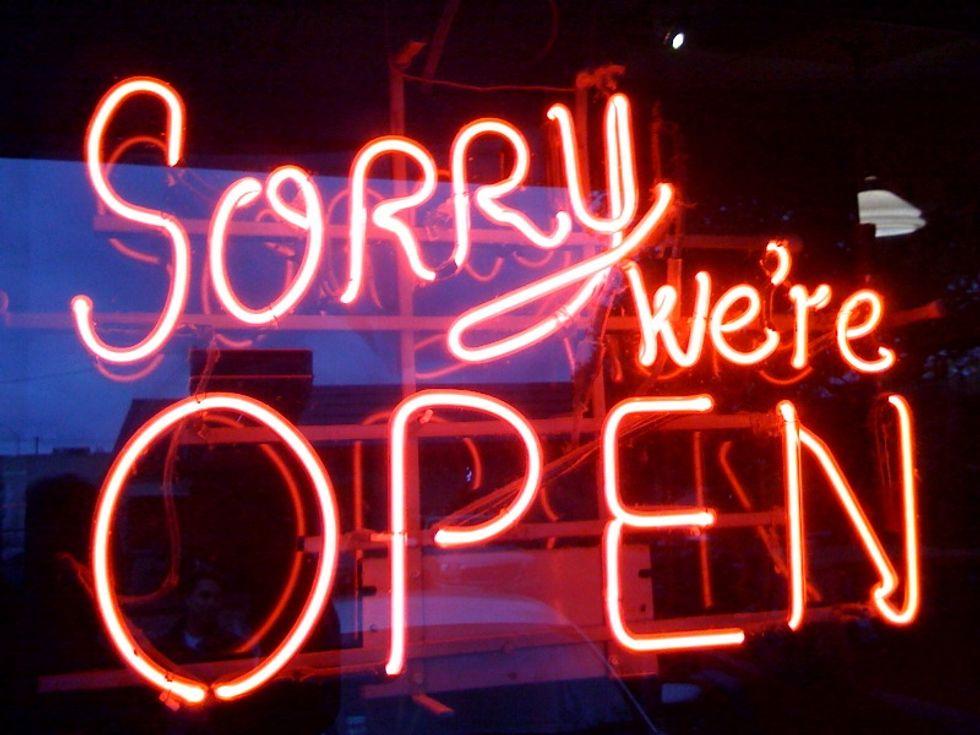 The Backwards Economy Of No Good, Very Bad Restaurants