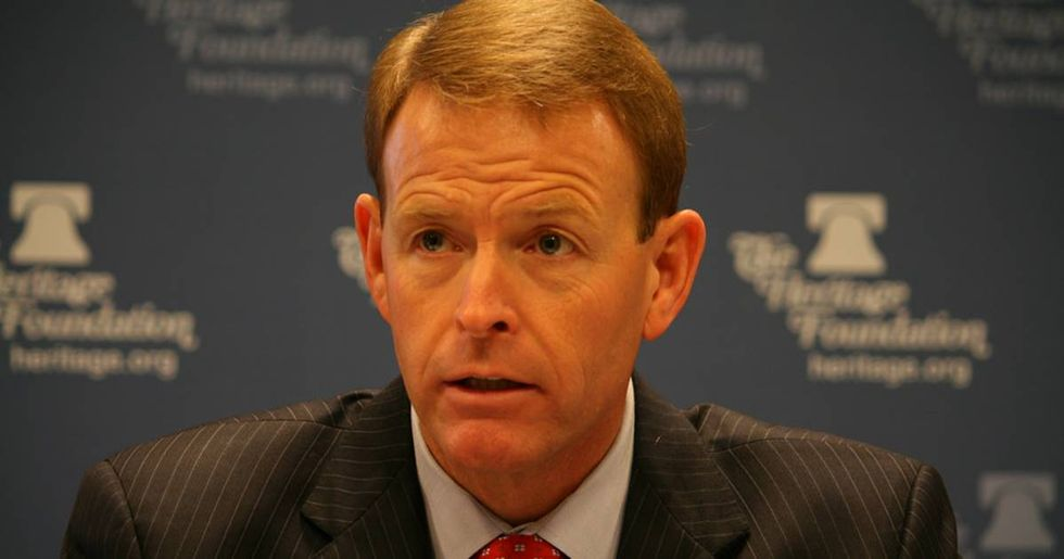 Anti-Gay Lobbyist Tony Perkins' Home Destroyed In A Flood