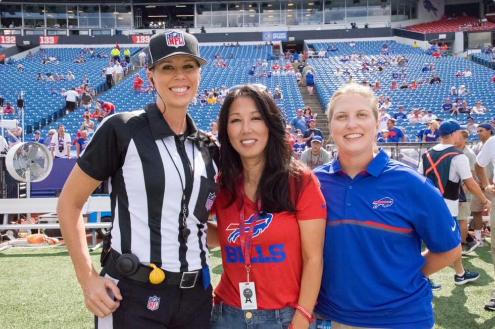 Meet The Women Making History In The NFL
