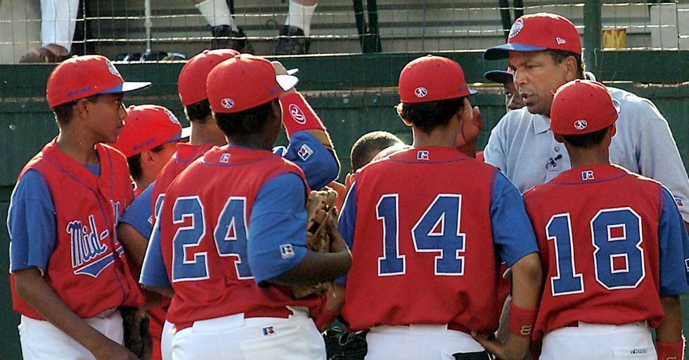 These Little League Pep Talks Will Make You Feel Like A Champion