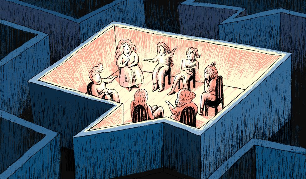 The Curious Rise Of Secret Facebook Groups