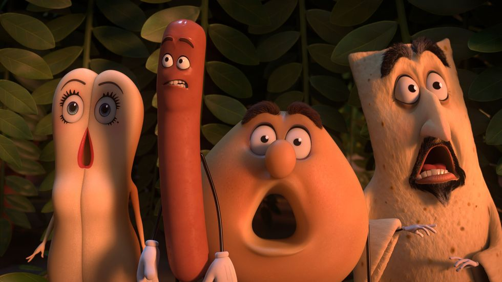 Why People Who Care About Food Should See Sausage Party
