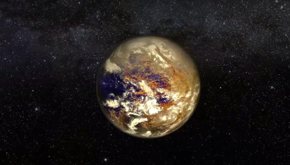 This Earth-Like Planet Could Be The Biggest Scientific Discovery Of All Time