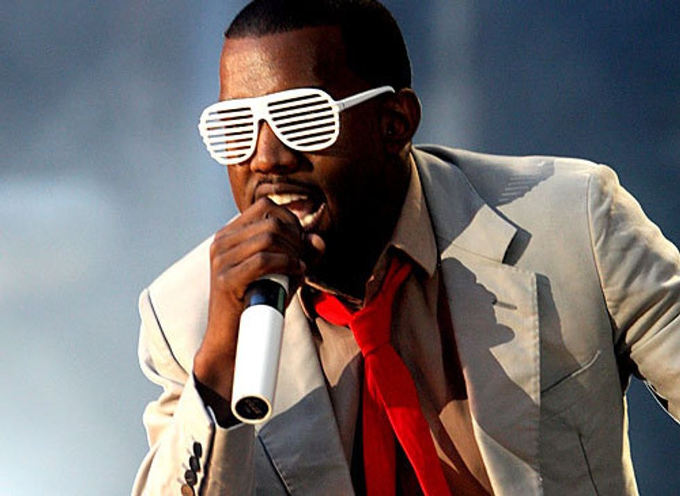 Kanye West's Poem About McDonald's Fries Is A Dark, Twisted Fantasy