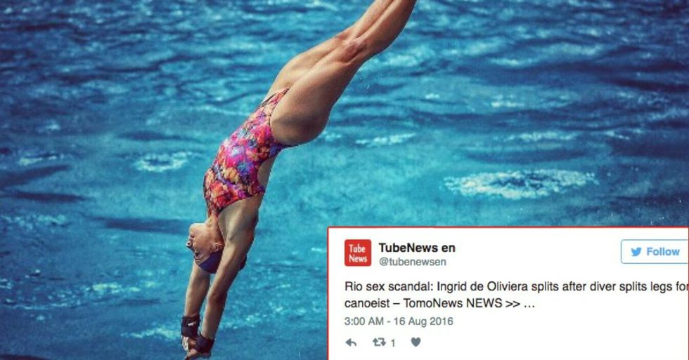 20-Year-Old Diver Is The Victim Of More Sexist Media Coverage Of The Olympics