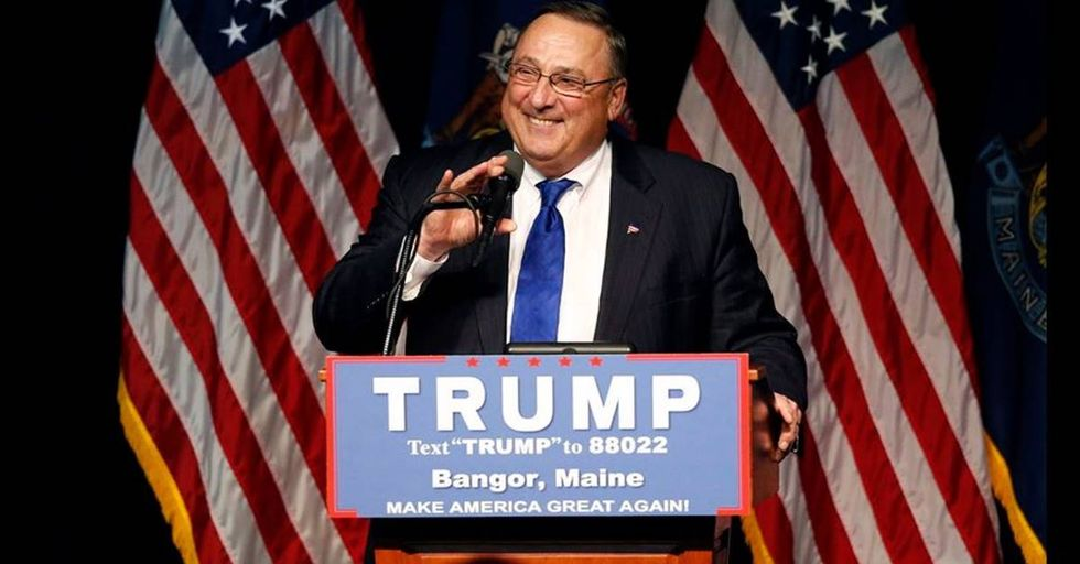 Maine Governor Paul LePage's Homophobic Tirade On A State Rep