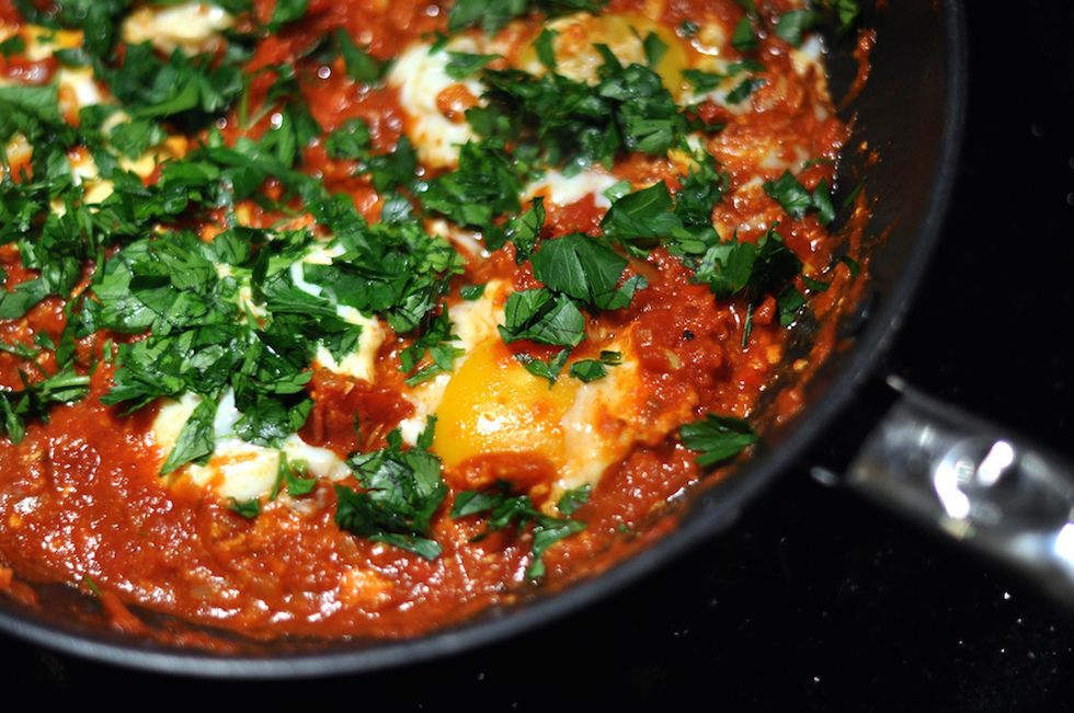 Welcome To The Food Wars: Shakshouka Edition