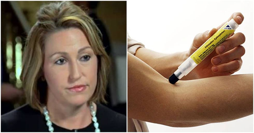 Mylan Pharmaceuticals Takes Heat After Dramatically Raising The Price Of EpiPens