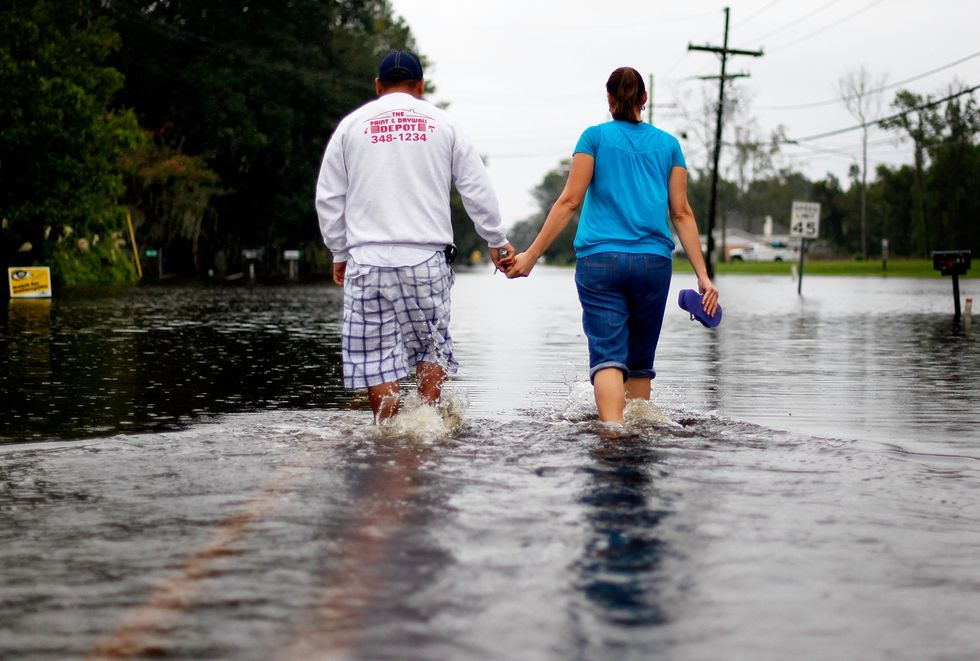 On The 11th Anniversary Of Katrina, New Orleans Is Paying It Forward In Baton Rouge