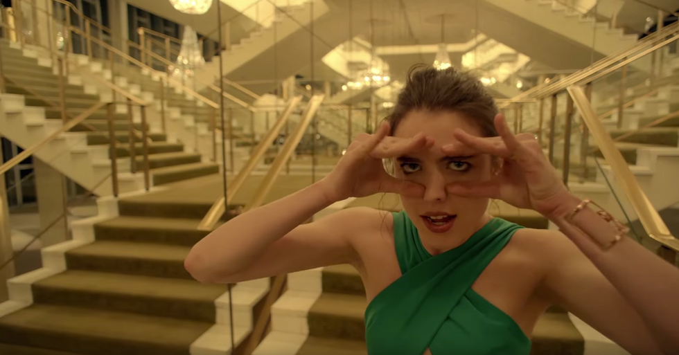 Spike Jonze's Wonderful New Short Film Puts A Spin On Sexist Advertising