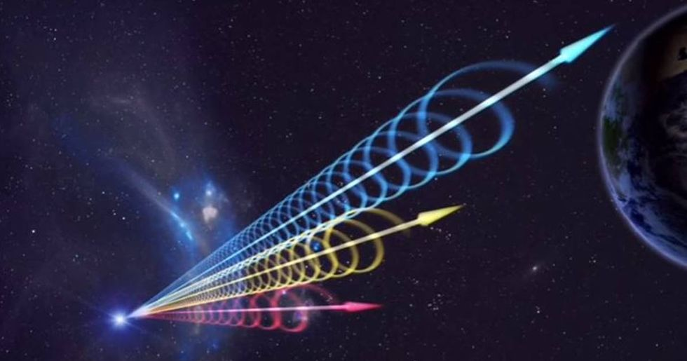 Mysterious Transmissions From Deep Space Have Astronomers Speculating