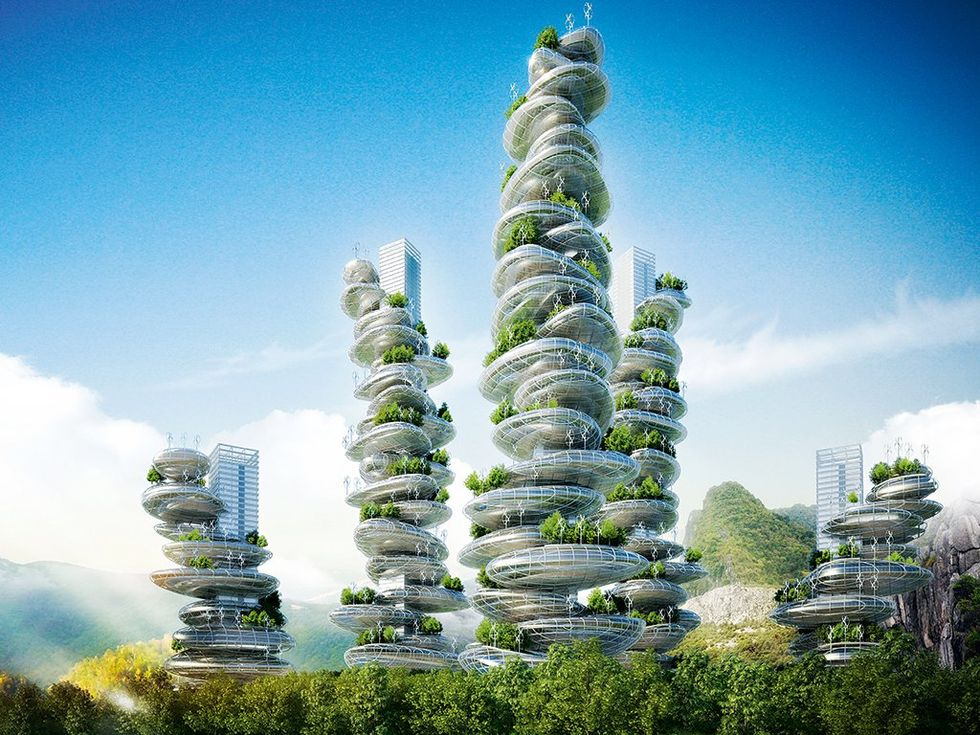 The Secret To Tasty, Healthy Food: Grow It In The Sky