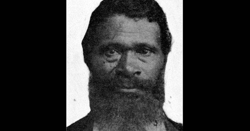 After his old master wanted him back, the freed slave's response is a literary masterpiece