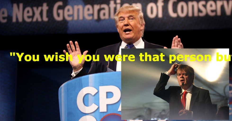 """""""Prairie Home Companion"""" Host Blasts Trump: """"You Will Have Nothing That You Want"""""""
