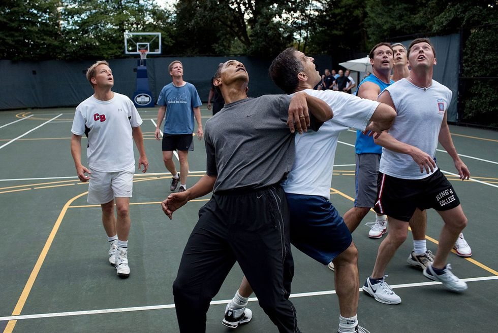 These 7 U.S. Presidents Were Great Athletes DuringTheir Terms
