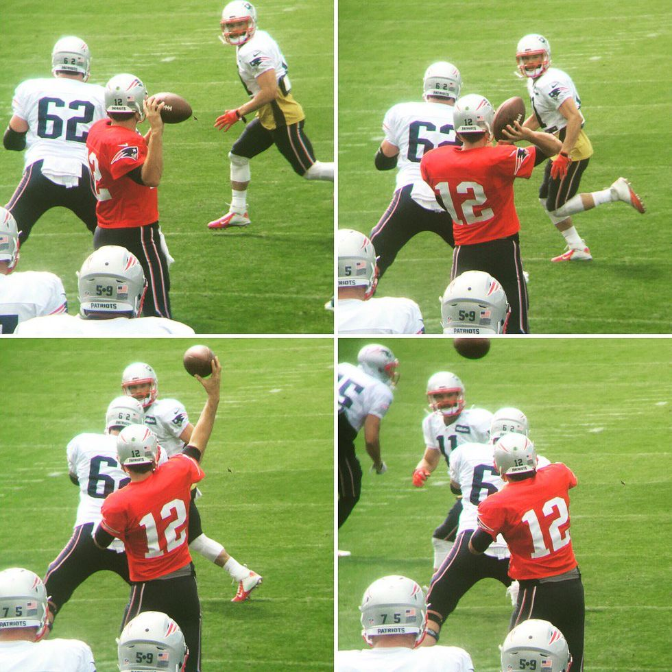 Is Tom Brady Secretly Protesting The NFL?