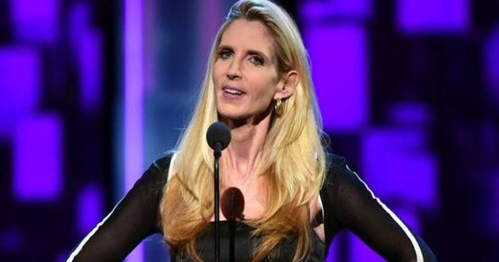 Ann Coulter Skewered During Comedy Central's Roast of Rob Lowe