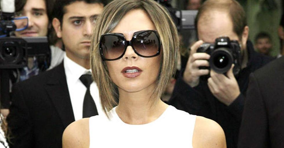 Victoria Beckham's Letter To Her 18-Year-Old Self