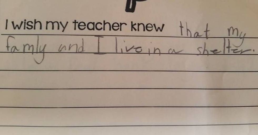 Students Reveal What They Wish Their Teacher Knew