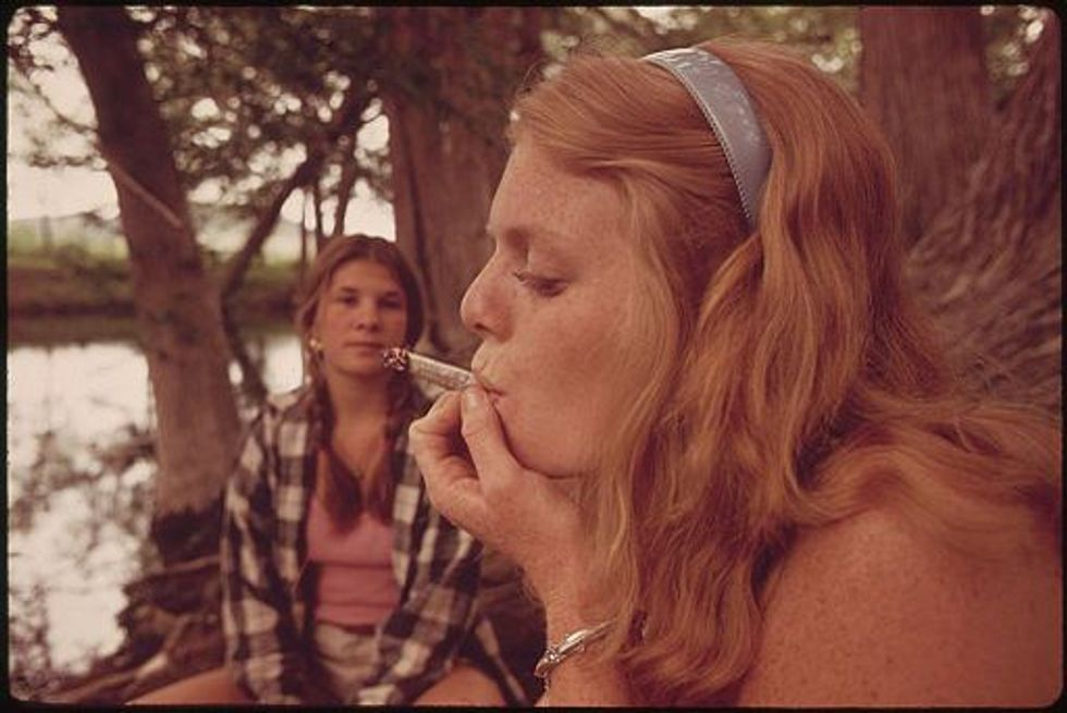 Women Are Changing The Way Cannabis Is Viewed, Consumed, And Understood