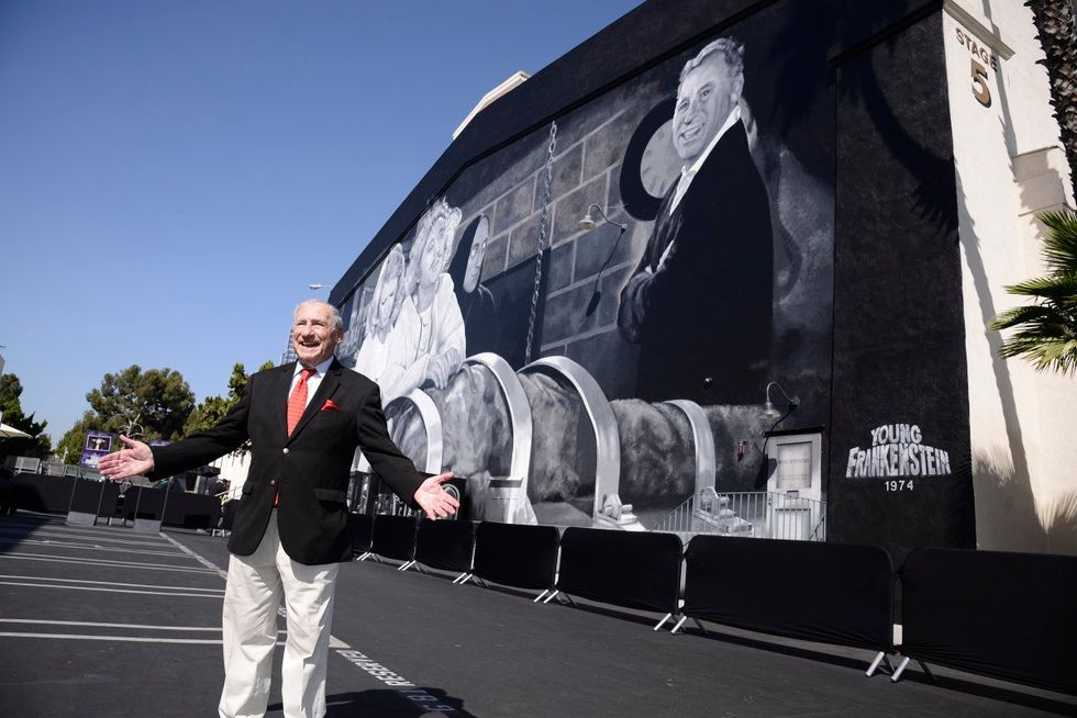 Mel Brooks Tells GOOD About His Plans To Host A 'Young Frankenstein' Tribute To Gene Wilder