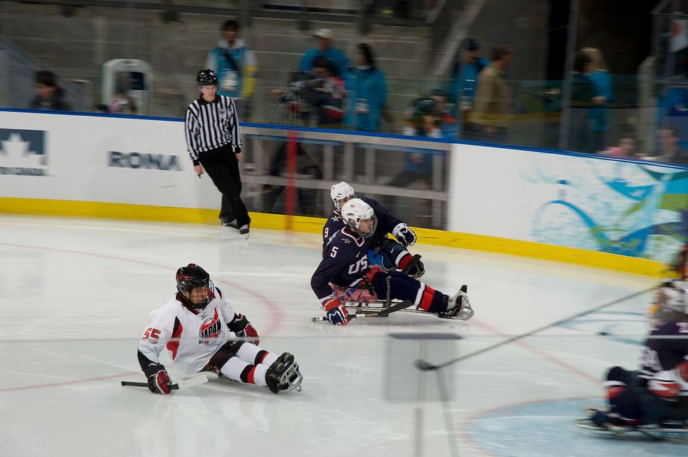 Sledge Hockey May Do More For Geopolitics Than The U.N.